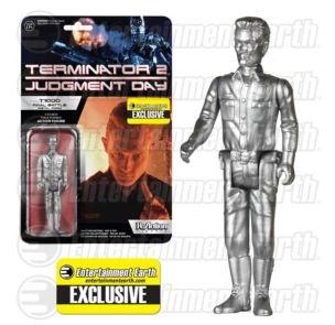 chrome T1000 ReAction Funko Terminator 2 Entertainment Earth exclusive