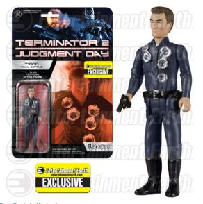 exclusive T1000 chrome bullets T1000 Entertainment Earth Terminator 2
