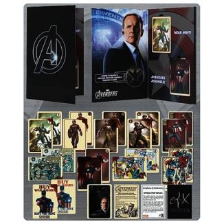 Coulson cards