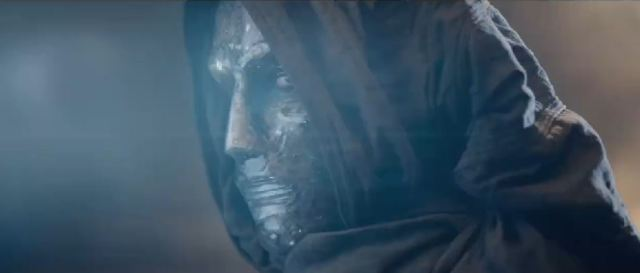 Dr Doom new Fantastic Four 2015