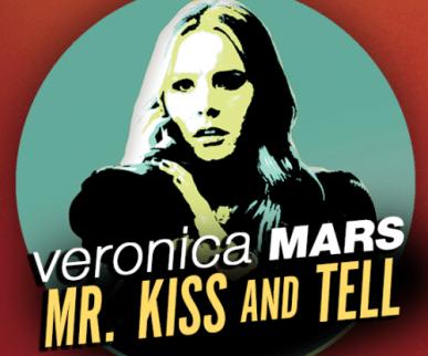 Mars Mr Kiss and Tell logo
