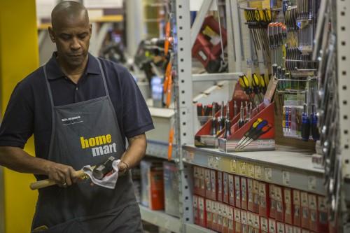 Home Mart Denzel Equalizer hammer