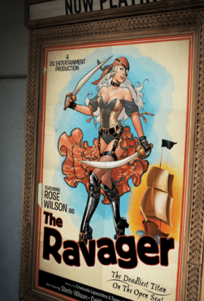 Ravager variant Bombshells
