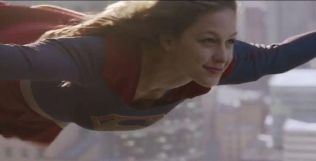 Supergirl screencap