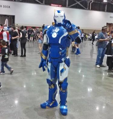 Royals Iron Man