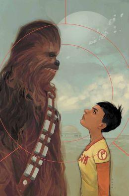 Chewie and friend