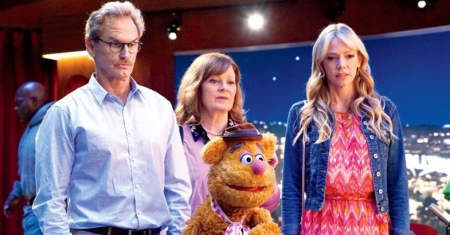Fozzy and Becky & family