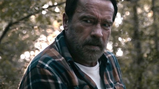 Arnold in Maggie
