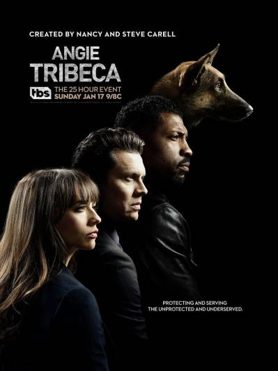 Angie Tribeca season one poster