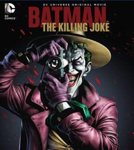 Batman Killing Joke movie poster