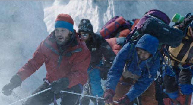 Jason Clarke Everest