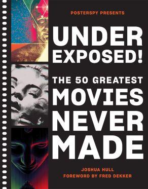 Underexposed cover