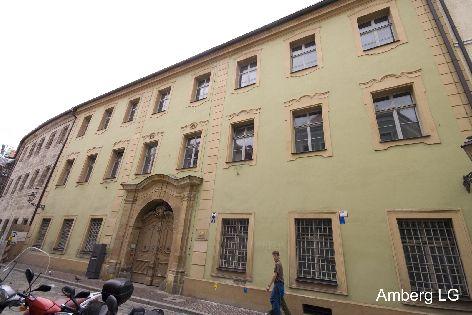 Amberg Landgericht