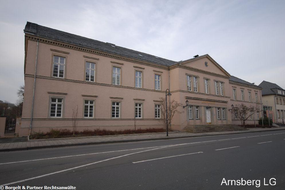 Arnsberg Landgericht