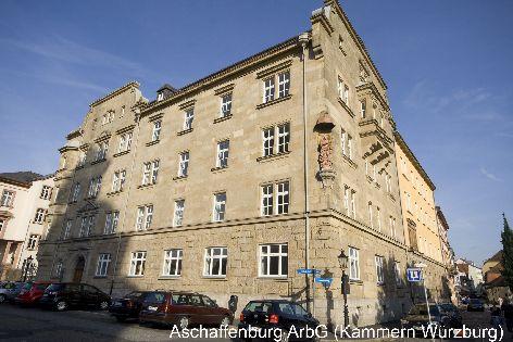 Aschaffenburg Arbeitsgericht