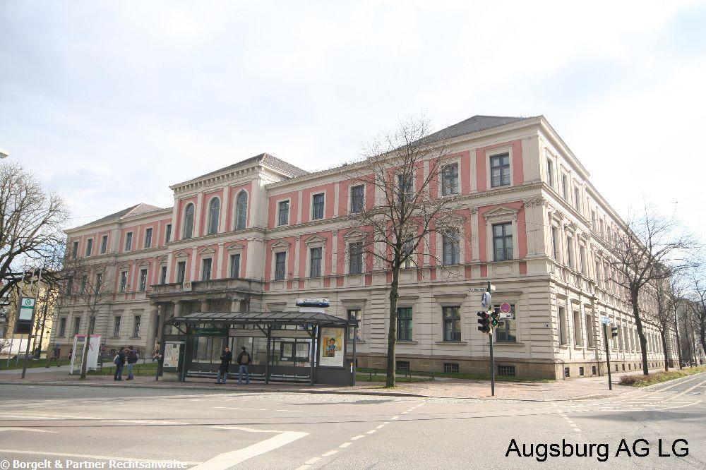Augsburg Landgericht