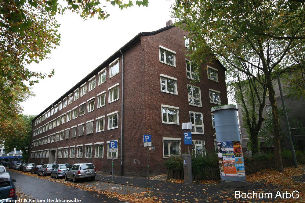 Bochum Arbeitsgericht