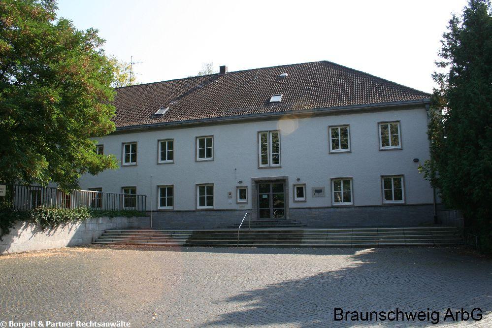 Braunschweig Arbeitsgericht