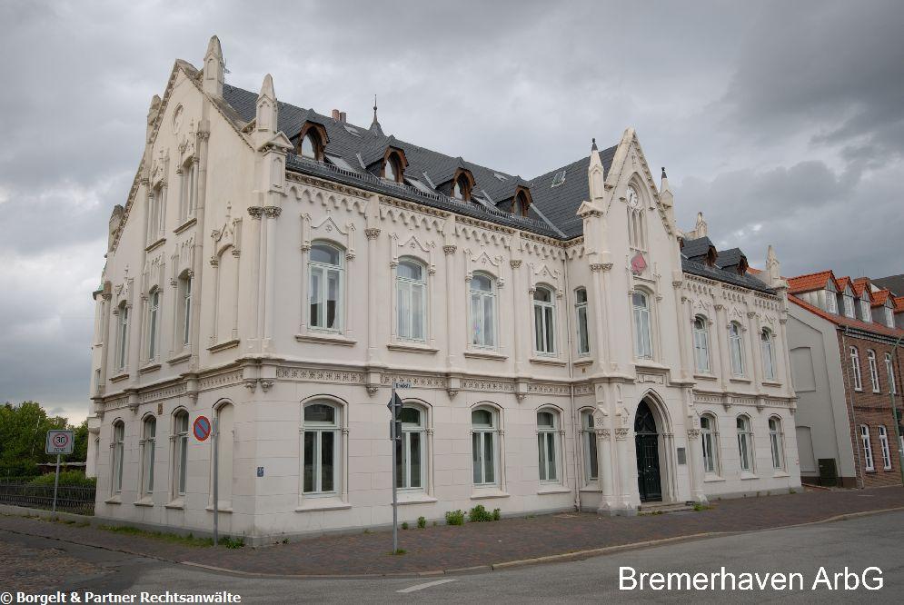 Bremerhaven Arbeitsgericht