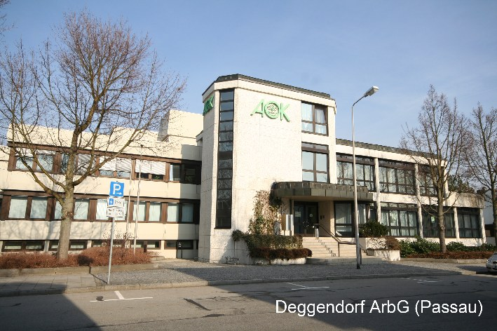Deggendorf Arbeitsgericht