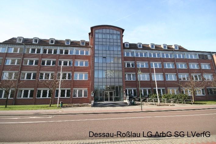 Dessau Landgericht