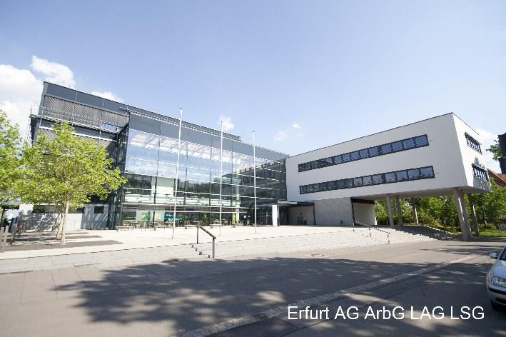 Erfurt Arbeitsgericht
