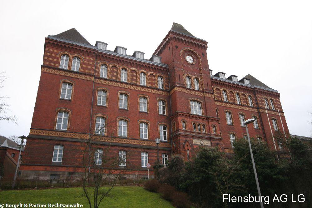 Flensburg Landgericht