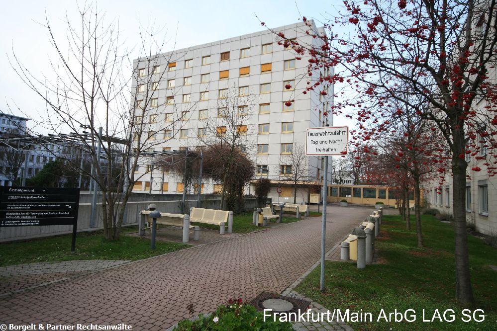 Frankfurt Arbeitsgericht