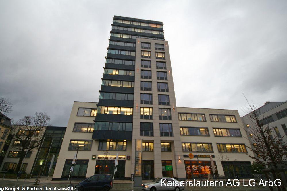 Kaiserslautern Arbeitsgericht