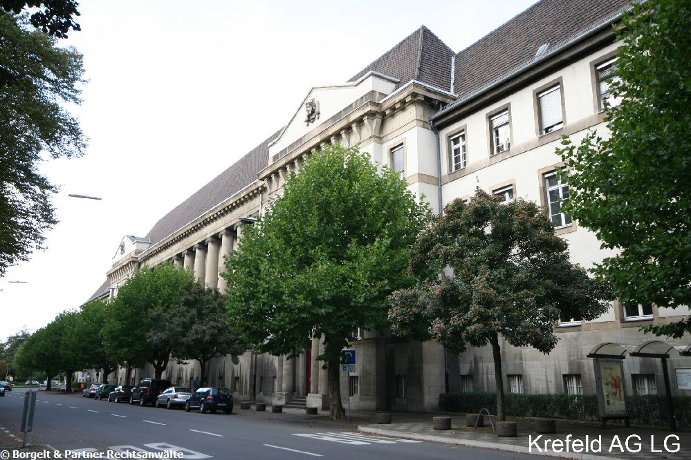 Krefeld Amtsgericht