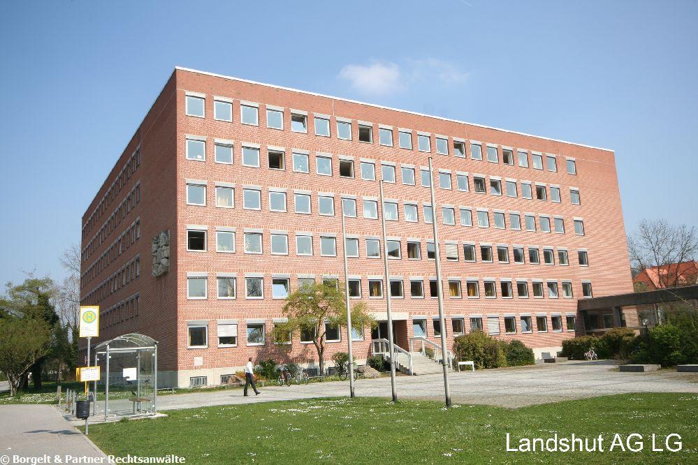 Landshut Landgericht