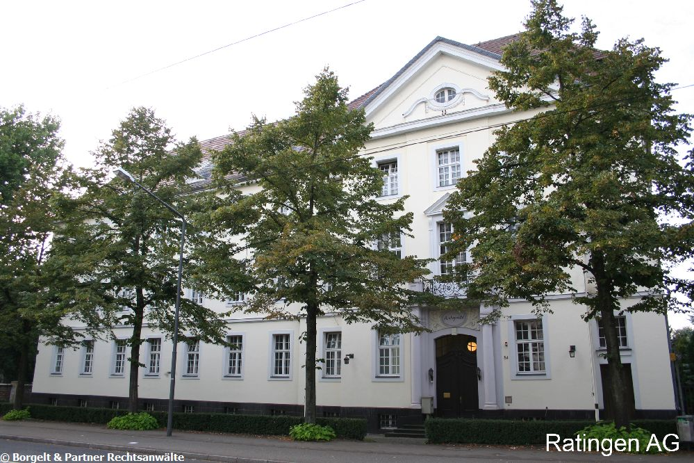 Ratingen Amtsgericht