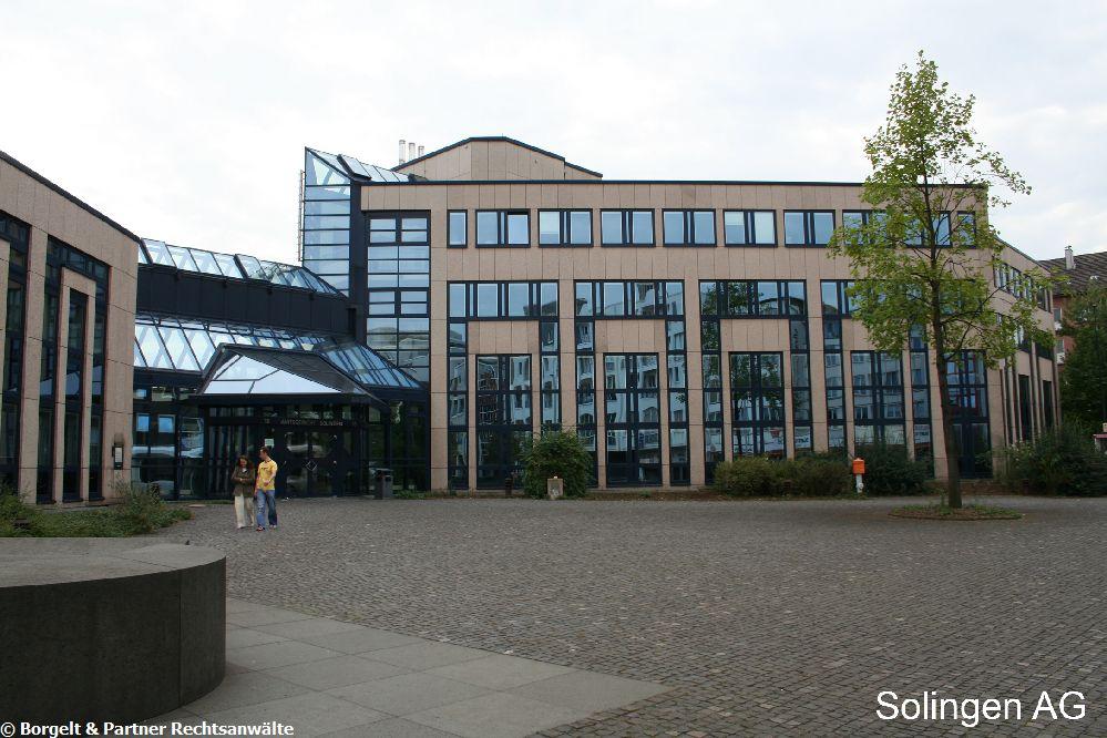 Solingen Amtsgericht