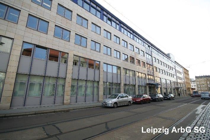 Leipzig Arbeitsgericht