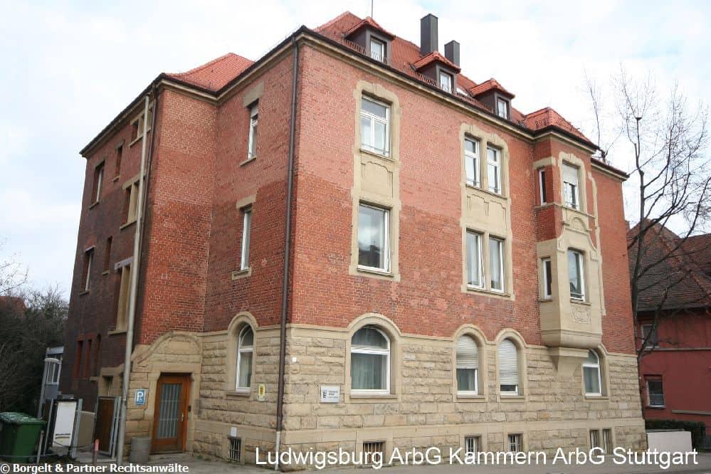 Ludwigsburg Arbeitsgericht