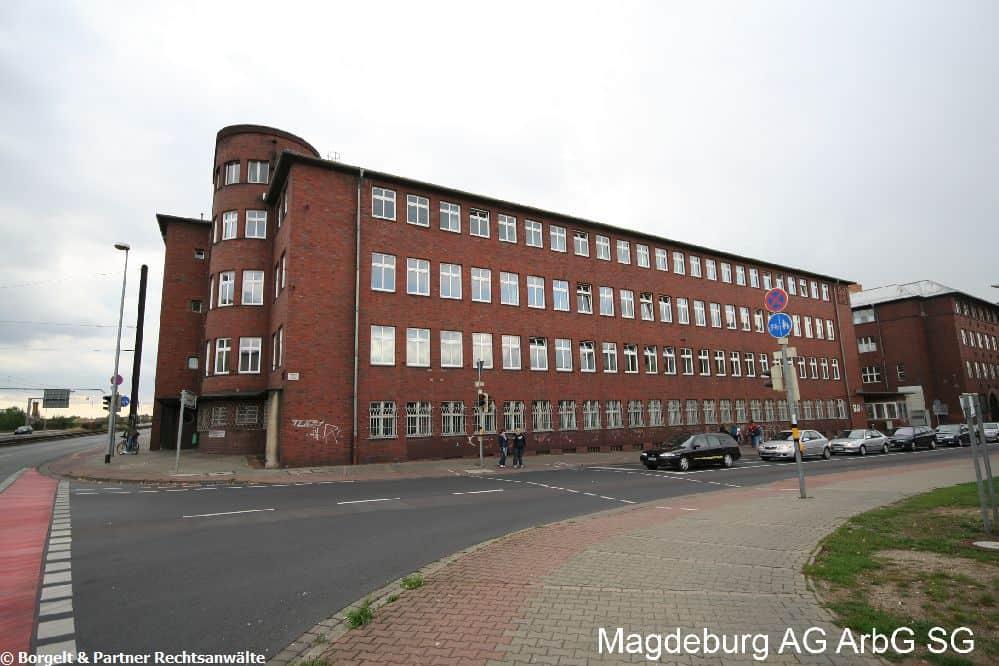 Magdeburg Arbeitsgericht