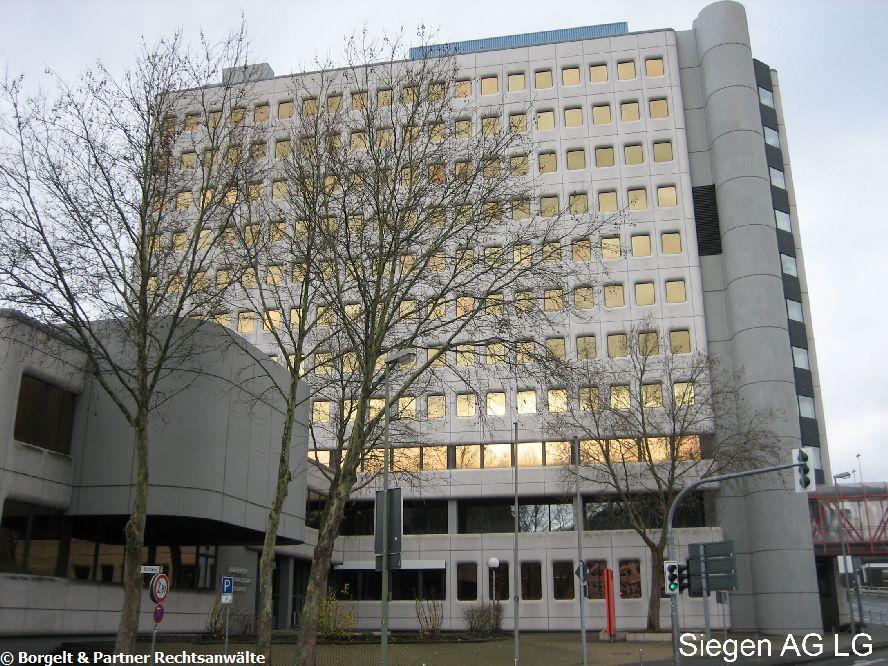 Siegen Landgericht