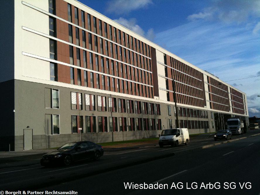 Wiesbaden Landgericht