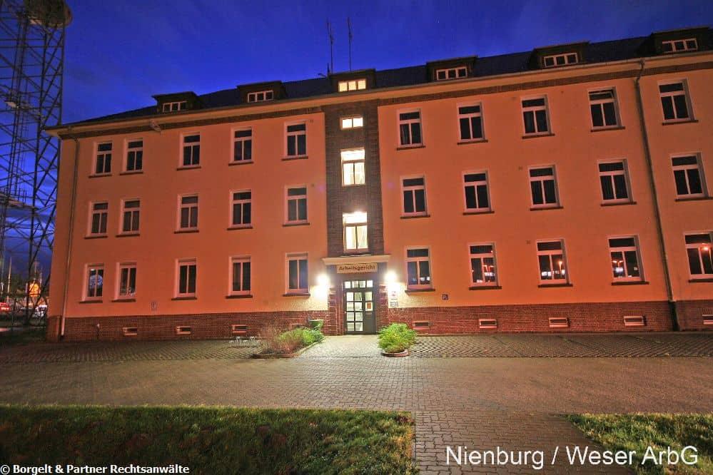 Arbeitsgericht Nienburg (Weser)