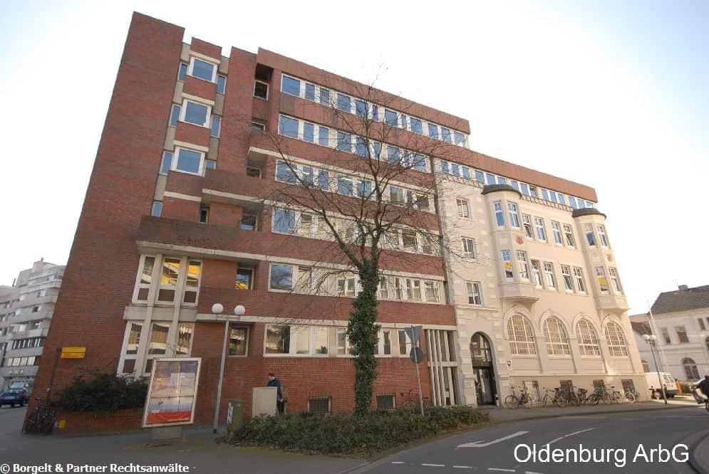Arbeitsgericht Oldenburg