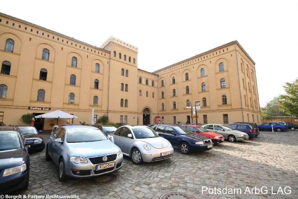 Arbeitsgericht Potsdam