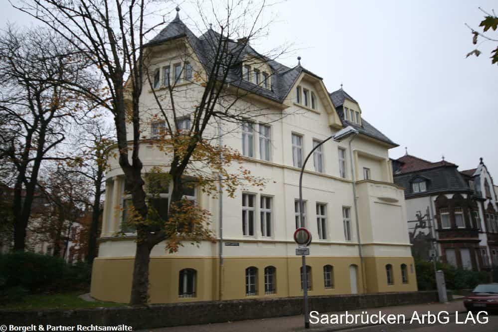 Arbeitsgericht Saarbrücken