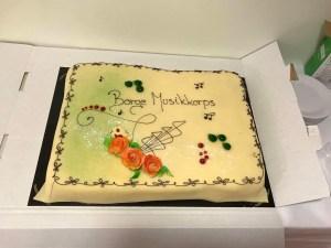 Vel fortjent kake etter god plassering i NM!