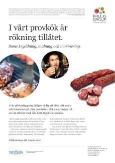 Byrå: In Time. Art Director: Jonas Berg. Copywriter: Ulf Börgesson (Ubik). Projektledare: Lisbeth Christensson.