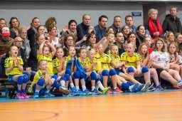 HZ20171210 Borhave Maedilon 146129 - Borhave definitief in kampioenspoule eredivisie.