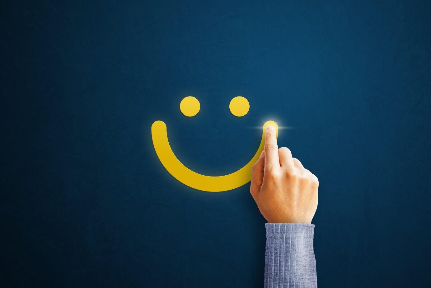 esperienza di soddisfazione del servizio sempre più positiva