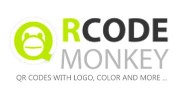 qr monkey logo
