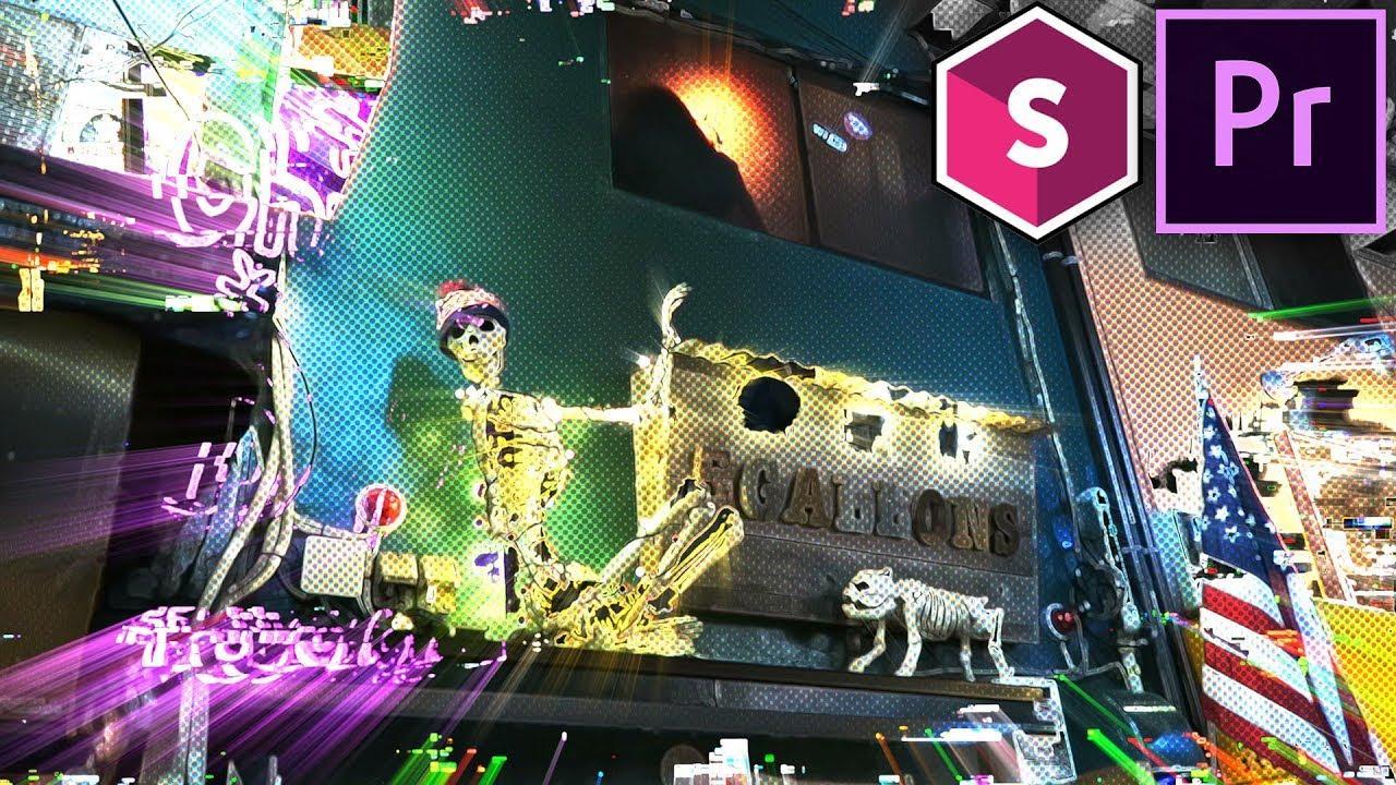 BorisFX Sapphire 2019 for AE Mac 2019.0.4 破解版 Premiere蓝宝石效果插件