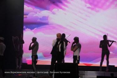 Борис Моисеев Санкт-Петербург БКЗ Октябрьский 02.04.2015 альбом 2 (56)