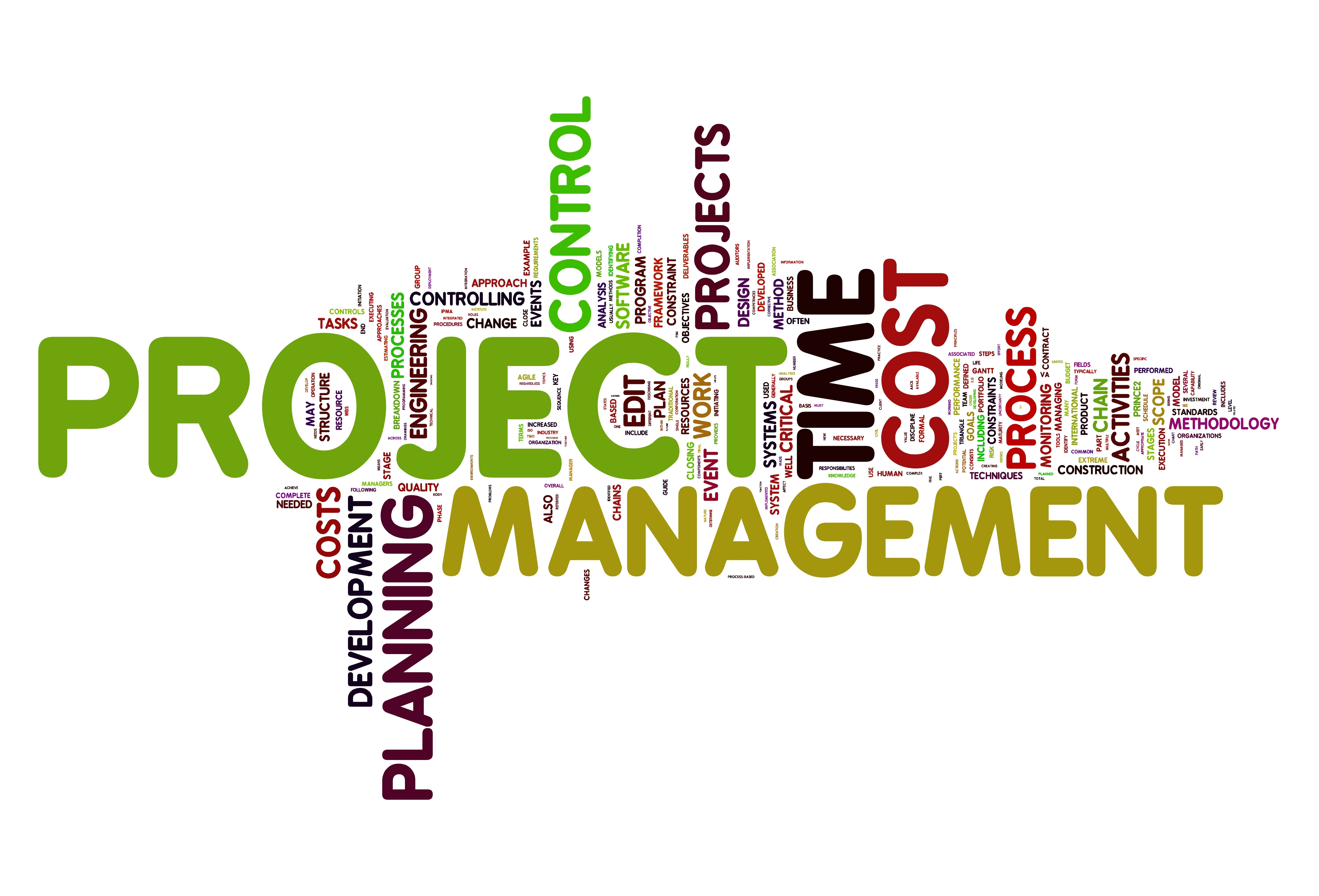 Project management shema